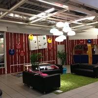 Photo taken at IKEA Paramus by Alex T. on 4/19/2013