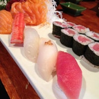 Photo taken at Ichiban by Steven A. on 9/27/2012