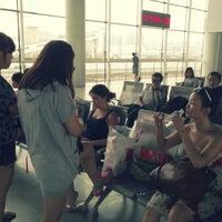 Photo taken at 苏州园区火车站 | Suzhou Industrial Park Railway Stn. by 지영alice枳英 이. on 8/25/2013