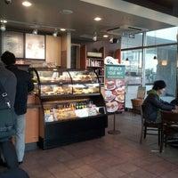 Photo taken at Starbucks by KEY on 1/31/2013