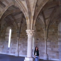 Photo taken at New Clairvaux Abbey by Cory Y. on 2/18/2013