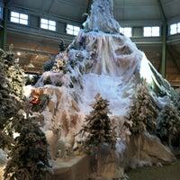 Photo taken at Petitti Garden Center by Desiree C. on 12/15/2012