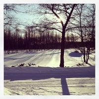 Photo taken at Hotel Haikko Manor Porvoo by Janne E. on 3/11/2013