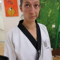 Photo taken at Young-Ung Taekwondo by Eugen S. on 6/25/2013