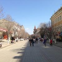 Photo taken at Пионер by Vladimir D. on 4/18/2013