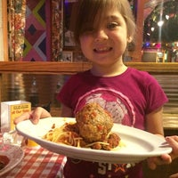 Photo taken at Buca di Beppo Italian Restaurant by Laura M. on 6/15/2014