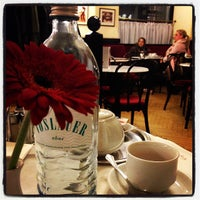 Photo taken at Cafe-Restaurant Griensteidl by Ryan F. on 11/20/2012