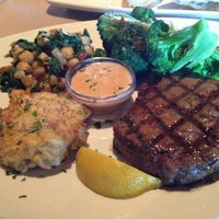 Photo taken at Bonefish Grill by Goodwin M. on 3/8/2013