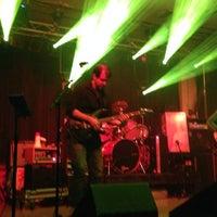 Photo taken at WOW Hall by Jennifer L. on 4/26/2014