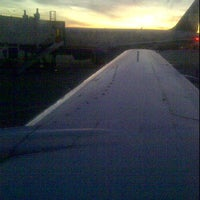 Photo taken at Gate B10 by Philippe S. on 12/6/2012