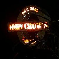 Photo taken at John Crow's Tavern by Supreme D. on 10/4/2015