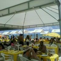 Photo taken at Golfinho Bar e Restaurante by Clovis D. on 1/8/2013