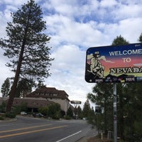 Photo taken at Welcome To Nevada! by Marlon A. on 6/15/2014