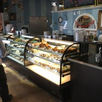 Photo taken at Amelie's French Bakery by Kevin on 1/9/2013