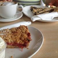 Photo taken at Nosh + Coffee by Angela F. on 4/12/2013