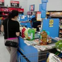 Photo taken at Walmart by Blake B. on 9/26/2012