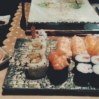 Photo taken at Shichimi Teppanyaki by Alba E. on 10/7/2014