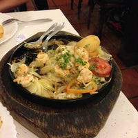 Photo taken at Restaurante David by Rogerio F. on 2/24/2013
