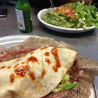 Photo taken at Chipotle Mexican Grill by Iván Javier P. on 1/3/2013