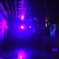 Photo taken at Blueline Nightclub by Tarin P. on 9/22/2012