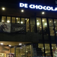 Photo taken at DE CHOCOLATE COFFEE by 살찐고양이 미. on 5/5/2013