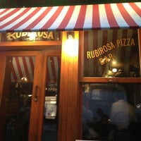 Photo taken at Rubirosa Ristorante by Jonathan C. on 10/3/2012