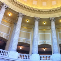 Photo taken at Cannon House Office Building by Kym T. on 7/2/2013