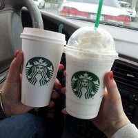 Photo taken at Starbucks by Teri D. on 4/14/2013