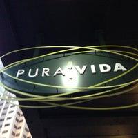 Photo taken at Pura Vida by Brandt Evans by ❄Pavan S. on 1/11/2013