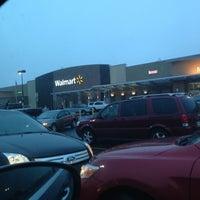 Photo taken at Walmart Supercenter by Jimmy C. on 1/13/2013