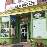 Photo taken at Congress Market by Kris on 9/17/2012