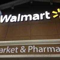 Photo taken at Walmart Supercenter by Refaei on 11/6/2012