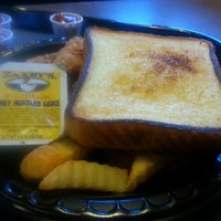 Photo taken at Zaxby's by James W. on 3/7/2013