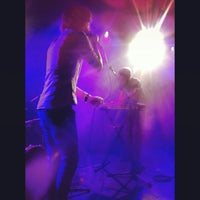 Photo taken at La Maroquinerie by King V. on 6/19/2013