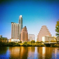 Photo taken at Lady Bird Lake by Shawn C. on 4/12/2013