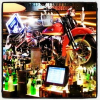 Photo taken at Breakaway Cafe Rotterdam by Robert v on 2/7/2013