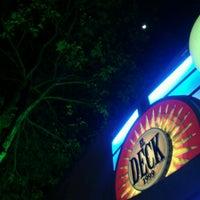 Photo taken at El Deck by Hernan D. on 11/25/2012