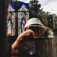 Photo taken at Montmartre Cemetery by Вершинин ⚡ on 7/26/2013