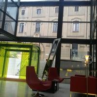 Photo taken at Eurostars Anglí Hotel Barcelona by msubirats on 6/23/2013
