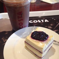 Photo taken at Costa Coffee by William K. on 7/12/2014