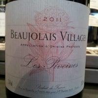 Photo taken at Vagabond Wines by Bu S. on 3/12/2013