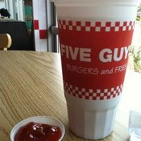 Photo taken at Five Guys by Jason G. on 7/5/2013