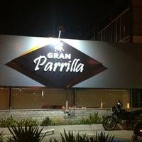 Photo taken at Gran Parrilla by Nathalia B. on 11/10/2013