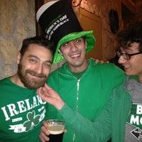 Photo taken at St. James Irish Pub by Liuk on 3/17/2013