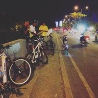 Photo taken at Jembatan MERR II C by Willi S. on 9/26/2015
