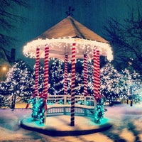 Photo taken at The Hill on Kercheval Avenue by Thomas L. on 12/27/2012