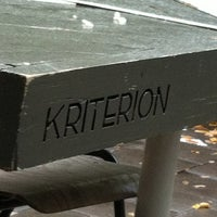 Photo taken at Kriterion by Florian W. on 10/1/2012