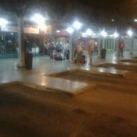 Photo taken at Terminal de Buses Curicó by Seba M. on 11/5/2012