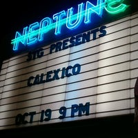 Photo taken at Neptune Theatre by Jen M. on 10/20/2012