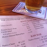 Photo taken at Chatham Squire Restaurant by Pete G. on 2/18/2013